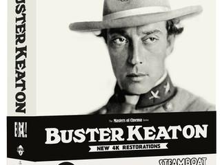Buster in 4K