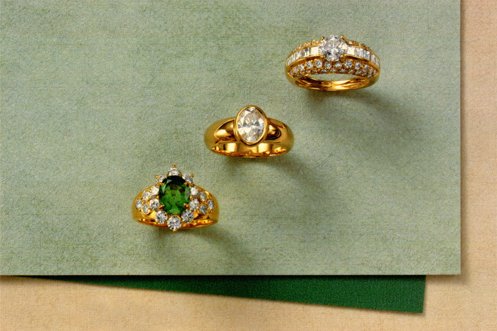Collection joaillerie 1983