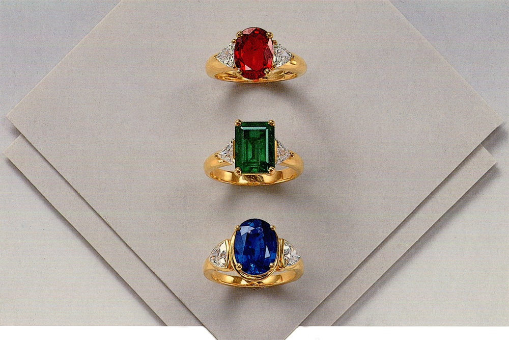 Collection joaillerie 1981