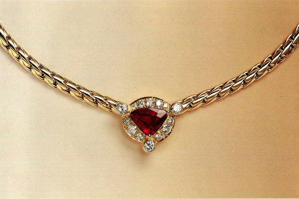Collection joaillerie 1986