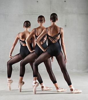 Modern Ballet Dancers