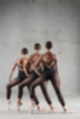 現代バレエダンサー