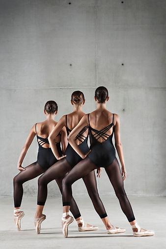 Moderne Balletttänzer
