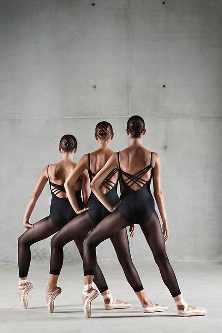 現代芭蕾舞演員