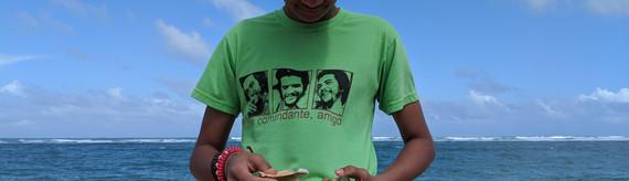 Che' in Baracoa