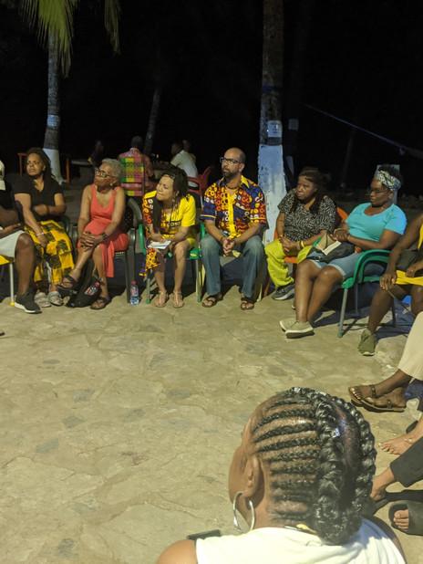 Wisdom Circle, Ghana