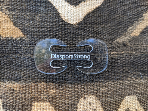 DiasporaStrong Face Mask Holder Extender Clasp (SKU DS08)