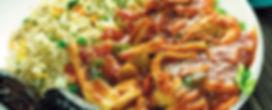 Seafood Marinara | Alexis Diner | Troy, NY
