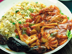 Seafood Marinara