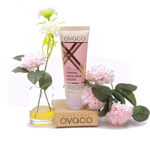 Ovaco Shining Mask Pack Cream 100 ML