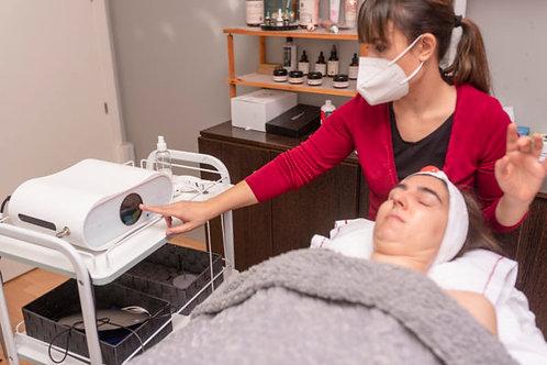 Diatermia/Radiofrecuencia facial