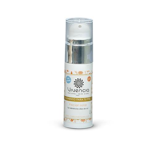 Vivencia Crema facial solar