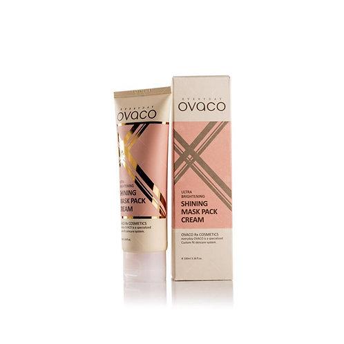 Ovaco Shining Mask Pack Cream 100 Ml