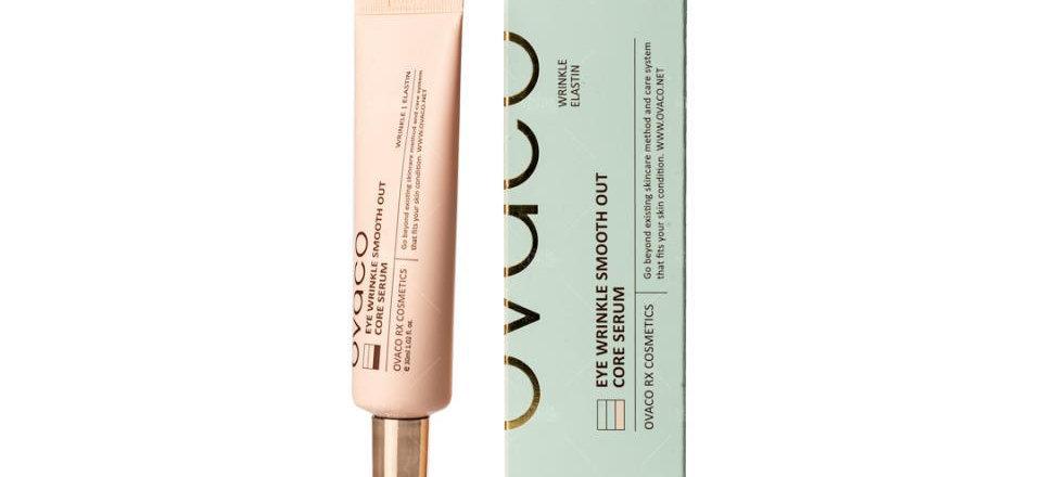 Ovaco Eye Wrinkle Smoothout Core Serum 30 ML