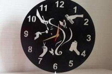 Часы для салона красоты