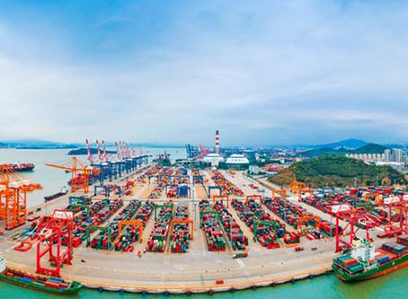 美国、日本、澳大利亚、菲律宾等多国港口面临拥堵,船期延误!