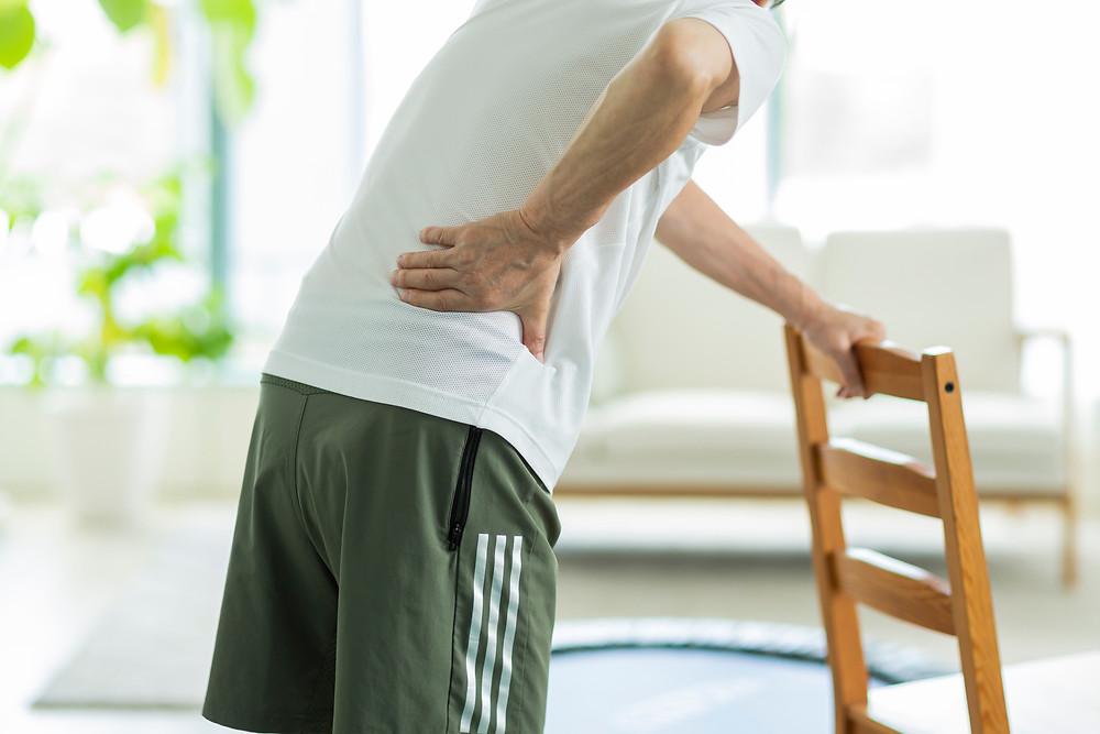 腰痛改善のためのセルフ整体