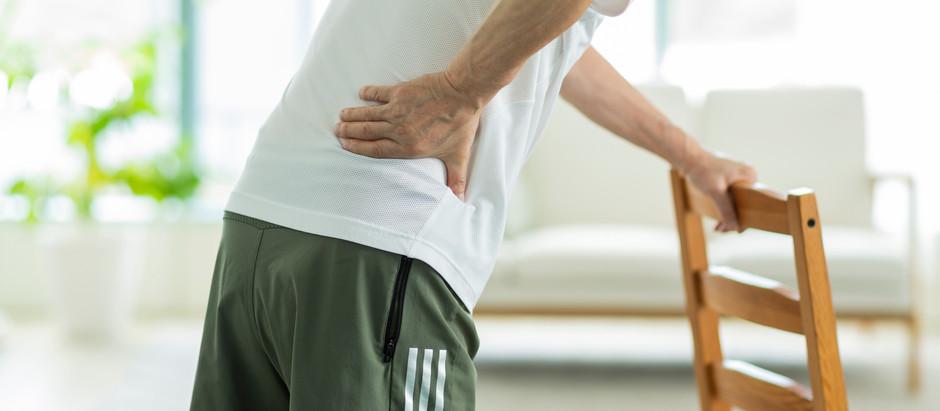 中腰・前かがみで痛みが出る腰痛の原因と改善するためのセルフ整体