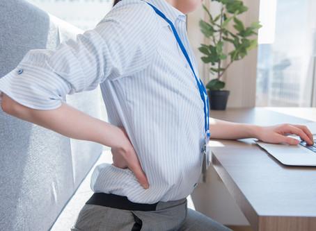 腰を反らすと痛みが出る腰痛の原因と改善するためのセルフ整体