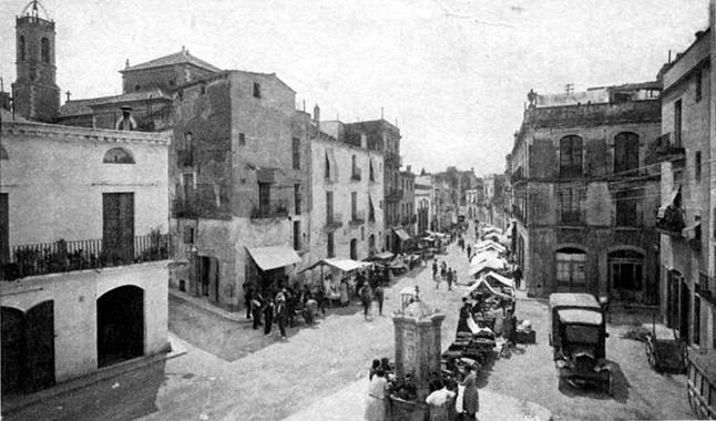 Ruta dels mercats històrics de Vilanova i la Geltrú