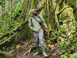 Supreet Sahoo in Ecuador