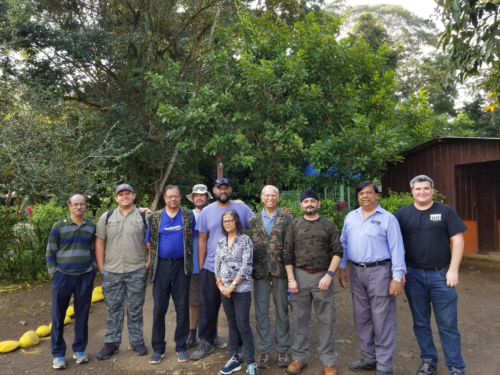 Costa Rica January