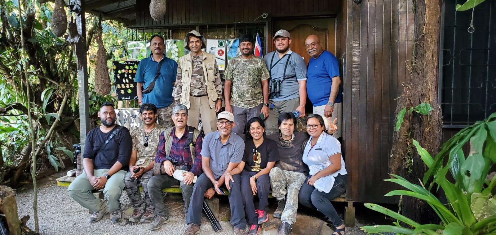 Costa Rica Tour April