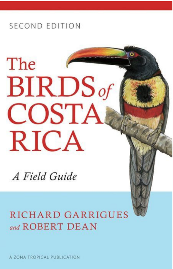 My personal favorite of costa rica bird books
