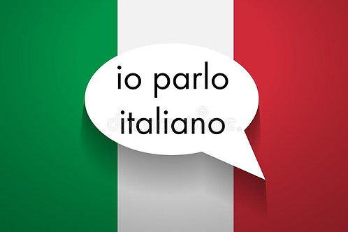 Italian Beginner Course Student Discount