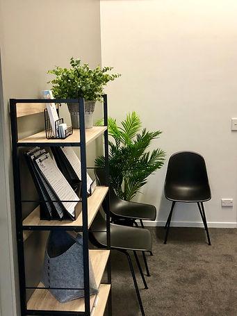 Peak Potential Ostepathy Office Wanaka