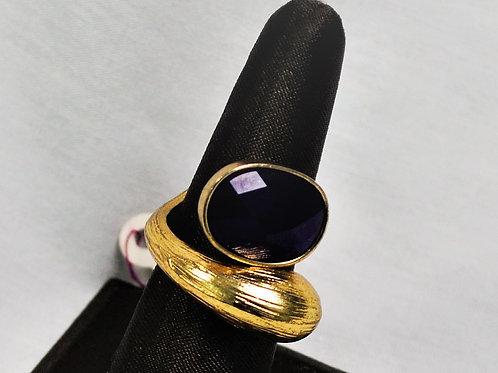 Goldtone Ring