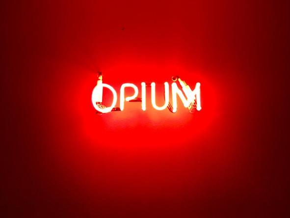 Opium, 2019, 7/23 cm, edition de 5 et 3 épreuves d'artiste