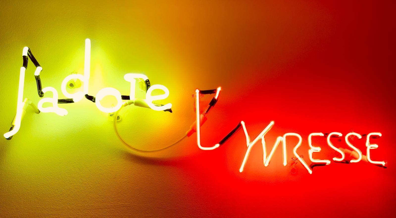 J'Adore l'Yvresse, 40/70 cm, édition de 5 et 3 épreuves d'artiste.