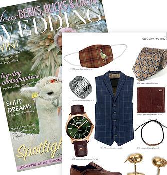 Your Berks Bucks & Oxon Wedding Mag