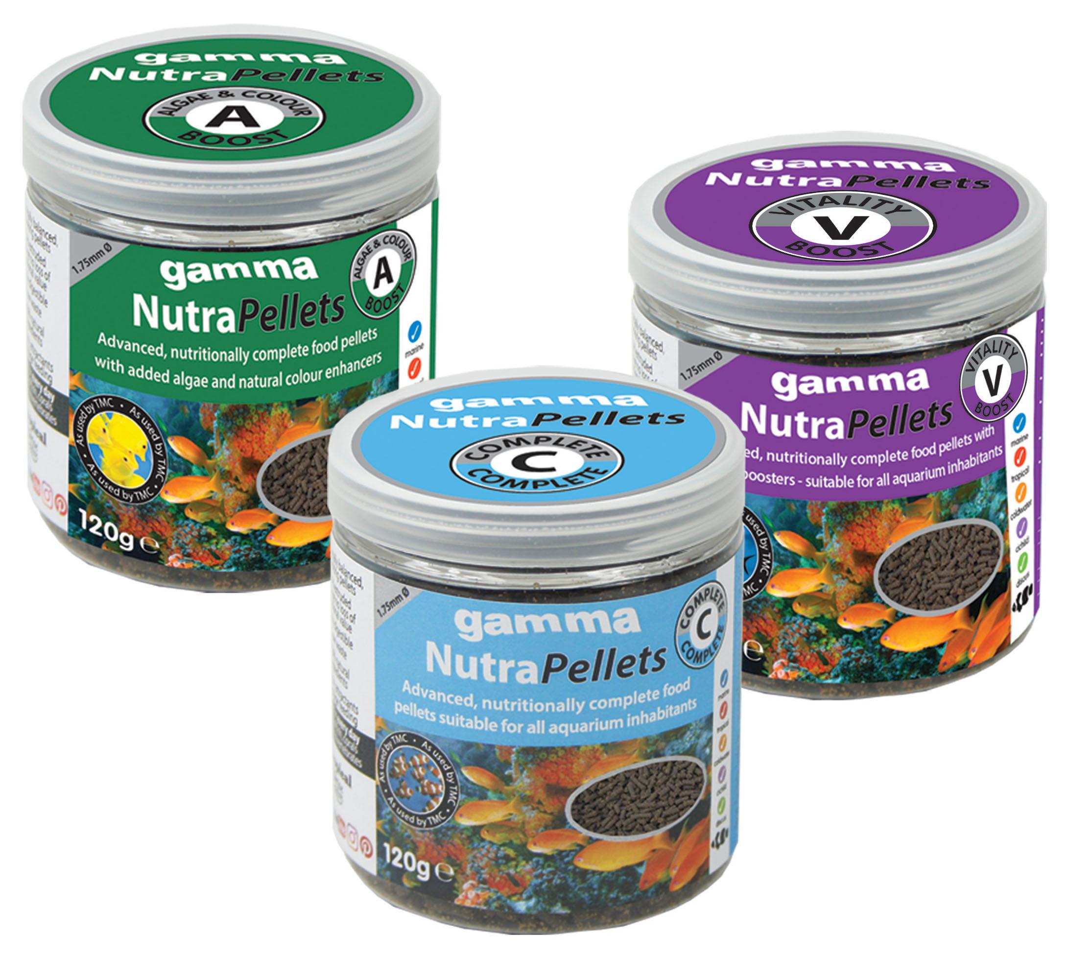 Gamma Foods pot design