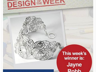 Cookson Gold Design of the Week Winner!