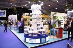 Trade show stand design