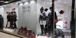 Negozio abbigliamento Frank Lisitano