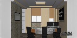 Rendering Studio Tecnico Arena