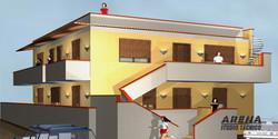 Rendering Casa Siracusano