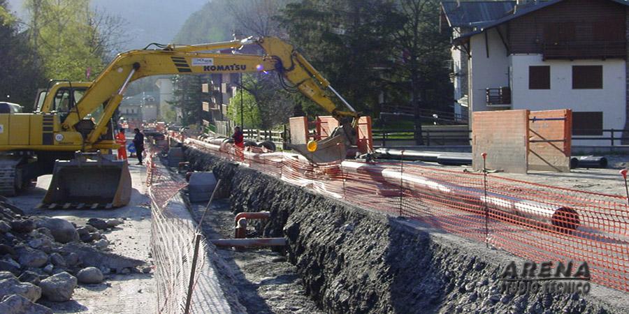 Torino 2006 Cantiere Bardonecchia