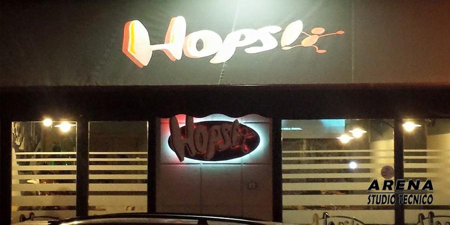 "DiscoPub RistoBar ""Hops"""