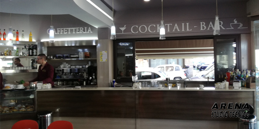 "Cocktail Bar Gelateria ""Montecarlo"""