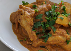 The Easiest South Indian Chicken Curry