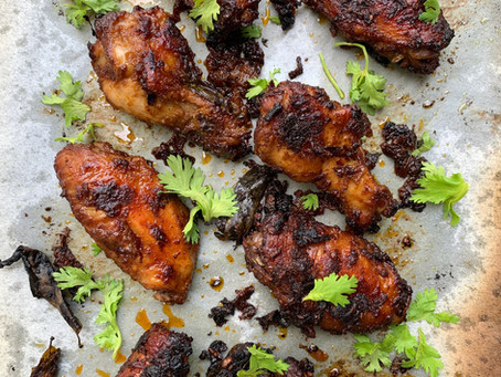 Cheat Roasted Chicken Chettinad