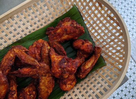 Malay Ayam Goreng (Fried Chicken)