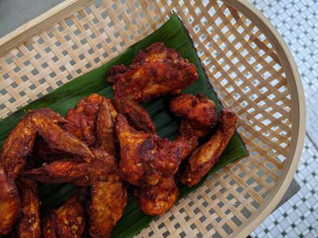 Malay Ayam Goreng (Fried Chicken)