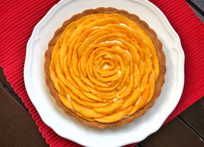 The Easiest Mango Tart
