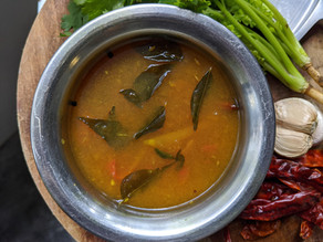 The Easiest South Indian Rassam Recipe