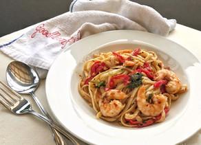 The Ultimate Prawn Pasta Aglio Olio Recipe